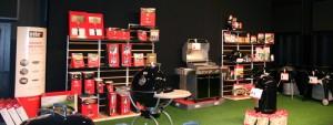 Weber Grill Show Room von Grillfuerst.de